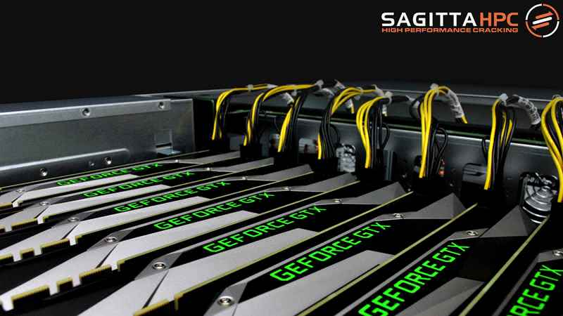 8× GPU GeForce GTX