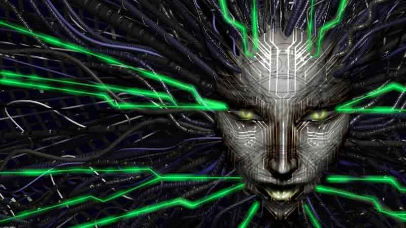 SHODAN (Sentient Hyper-Optimized Data Access Network) z hry System Shock