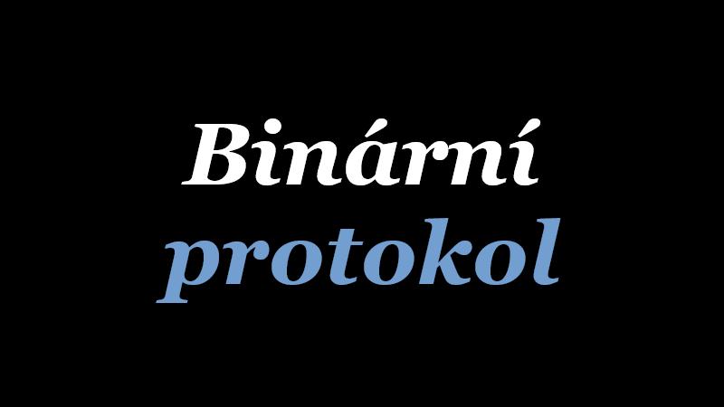 Binární protokol