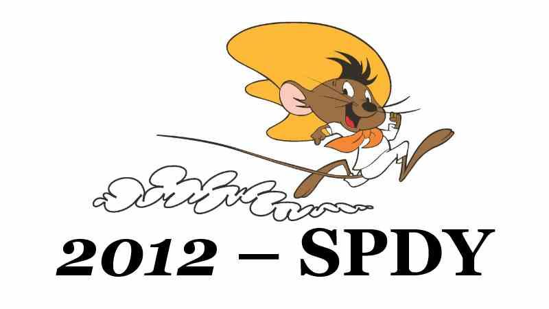 2012 – SPDY