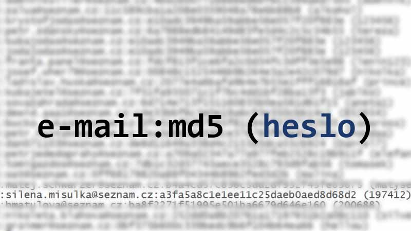 email:md5 (heslo)
