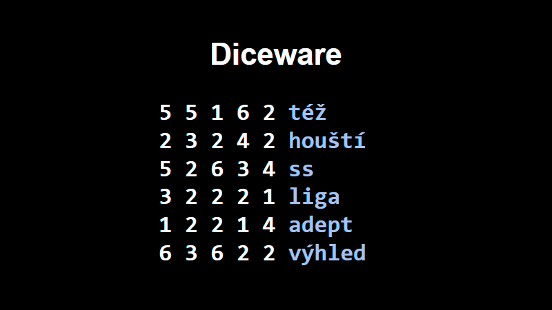 Diceware