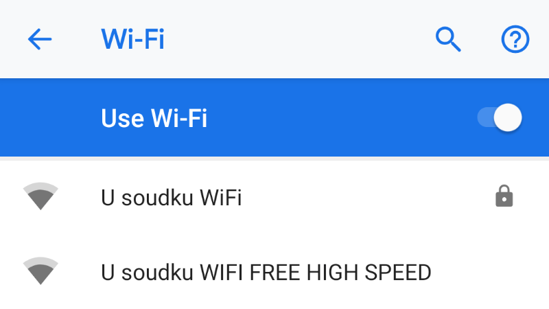 U soudku WiFi 🔒 / U soudku WIFI FREE HIGH SPEED