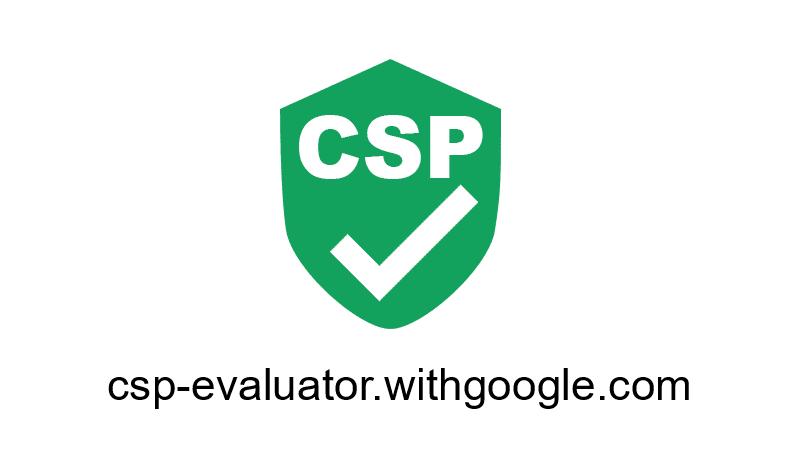 CSP ✔ (csp-evaluator.withgoogle.com)