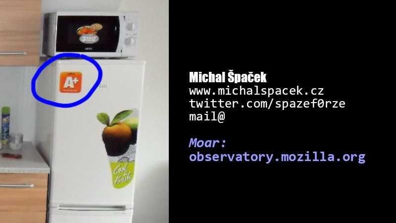 A+ lednička