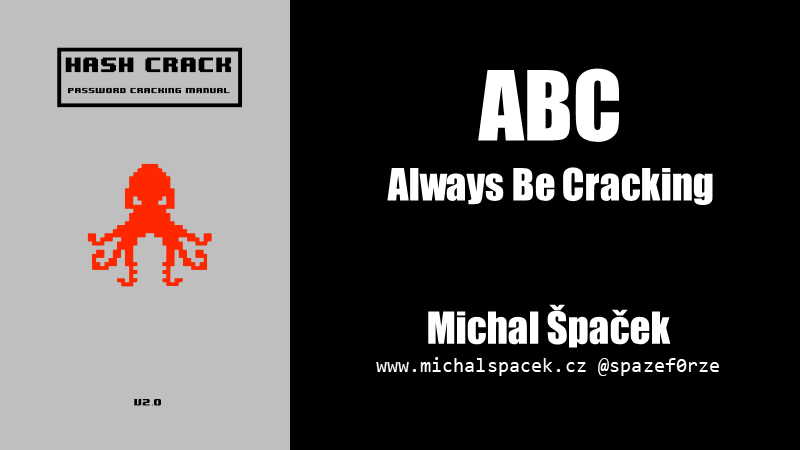 ABC: Always Be Cracking